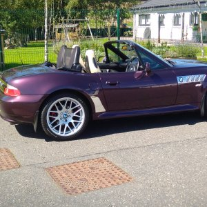 Vital sparks z3 from Alloa